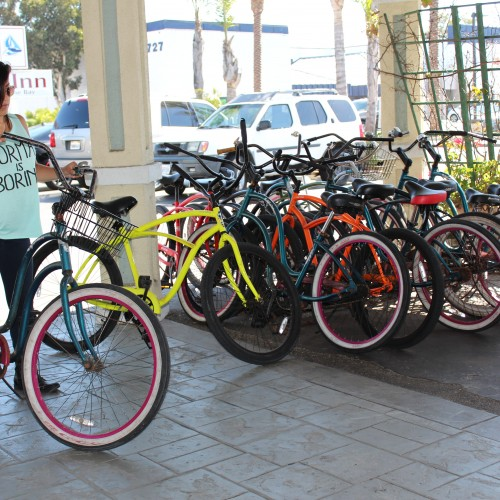 Complimentary Bikes of Little Inn By The Bay - Hotels in Newport beach CA